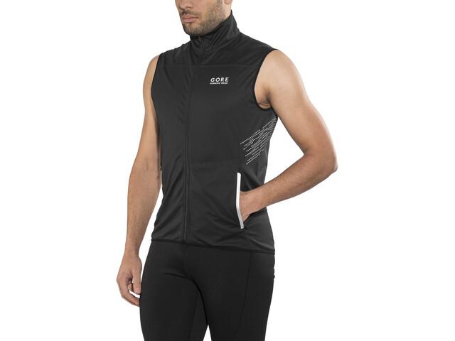 GORE RUNNING WEAR Mythos WS Light Vest Herrer, black